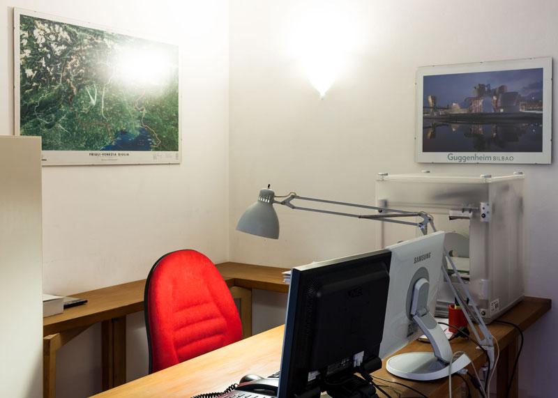 interno uffici Alpe Progetti