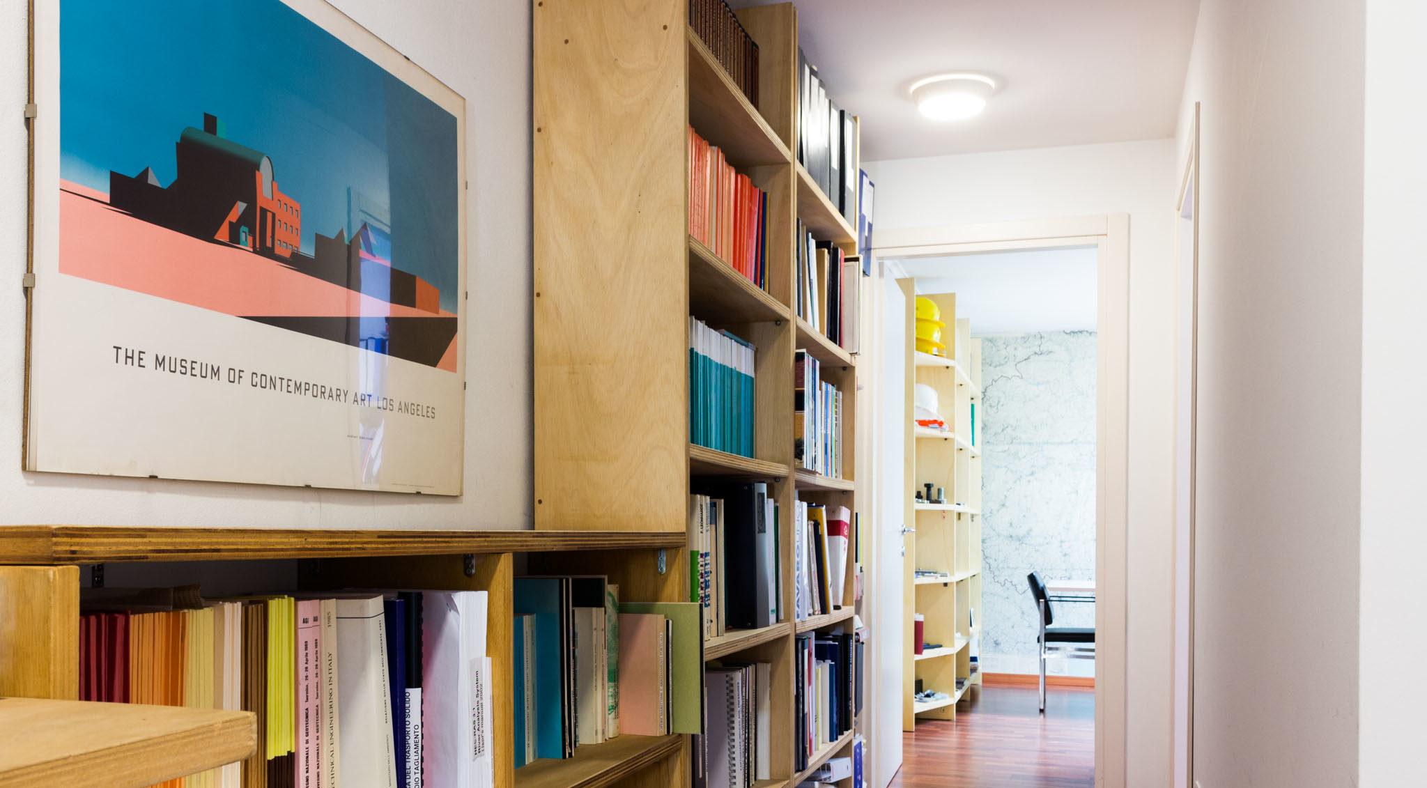 interno uffici Ape Progetti Udine