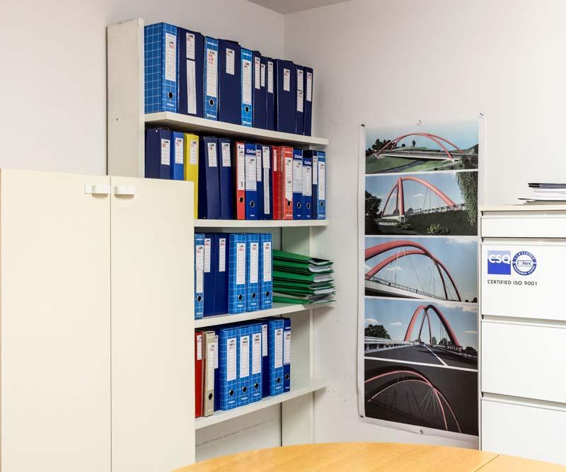 Interno uffici Alpe Progetti Udine
