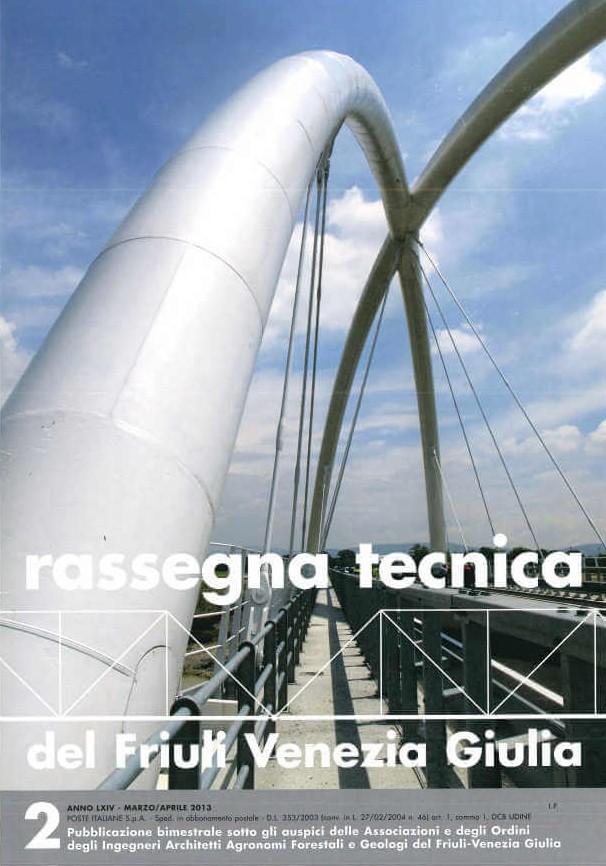 copertina rivista Rassegna tecnica